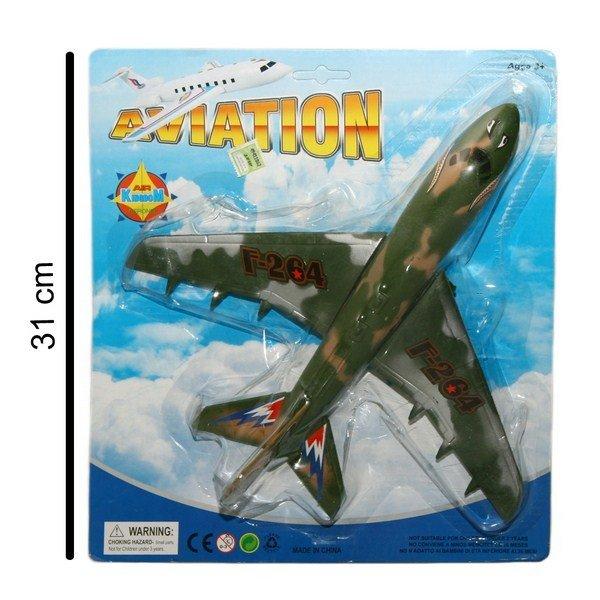 Juguetes Avion Militar, a friccion al por mayor