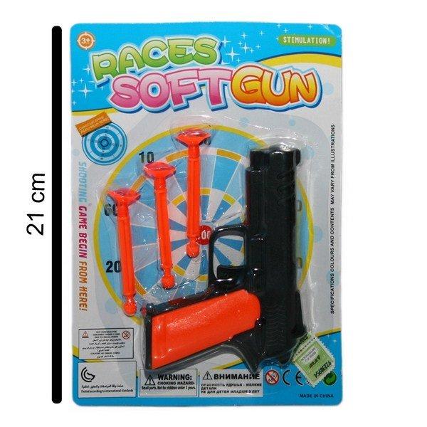 Juguetes Mini Pistola con Dardos, al por mayor