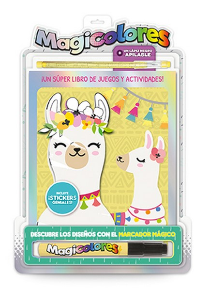 Juguetes Magic Color Llamas, al por mayor