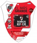Juguetes Reloj con Billetera River Plate, al por mayor